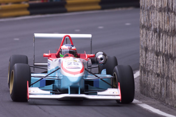 Gianmaria Bruni, Fortec Motorsport.