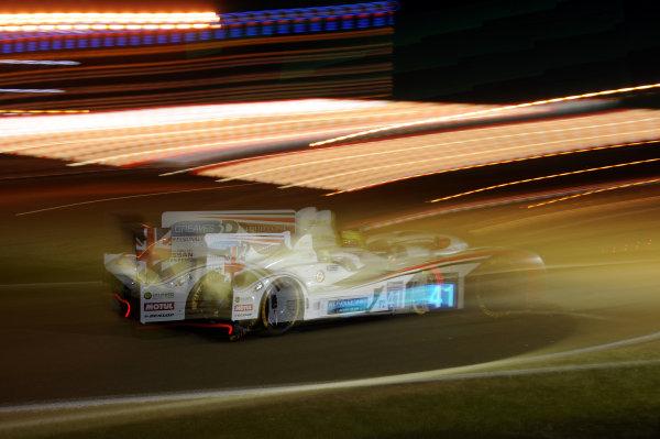 2014 Le Mans 24 Hours. Circuit de la Sarthe, Le Mans, France. Wednesday 11 June 2014.  Thomas Kimber-Smith/Chris Dyson/Matthew McMurry, Greaves Motorsport, No.41 Zytek Z11SN Nissan.  World Copyright: Jeff Bloxham/LAT Photographic. ref: Digital Image DSC_2470