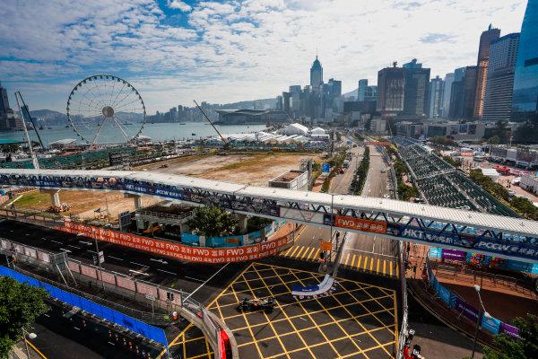 2017/2018 FIA Formula E Championship. Round 1 - Hong Kong, China. Saturday 02 December 2017. Jean Eric Vergne (FRA), TECHEETAH, Renault Z.E. 17. Photo: Alastair Staley/LAT/Formula E ref: Digital Image _ALS5568
