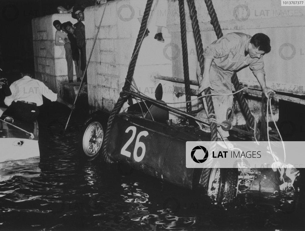 1955 Monaco Grand Prix.