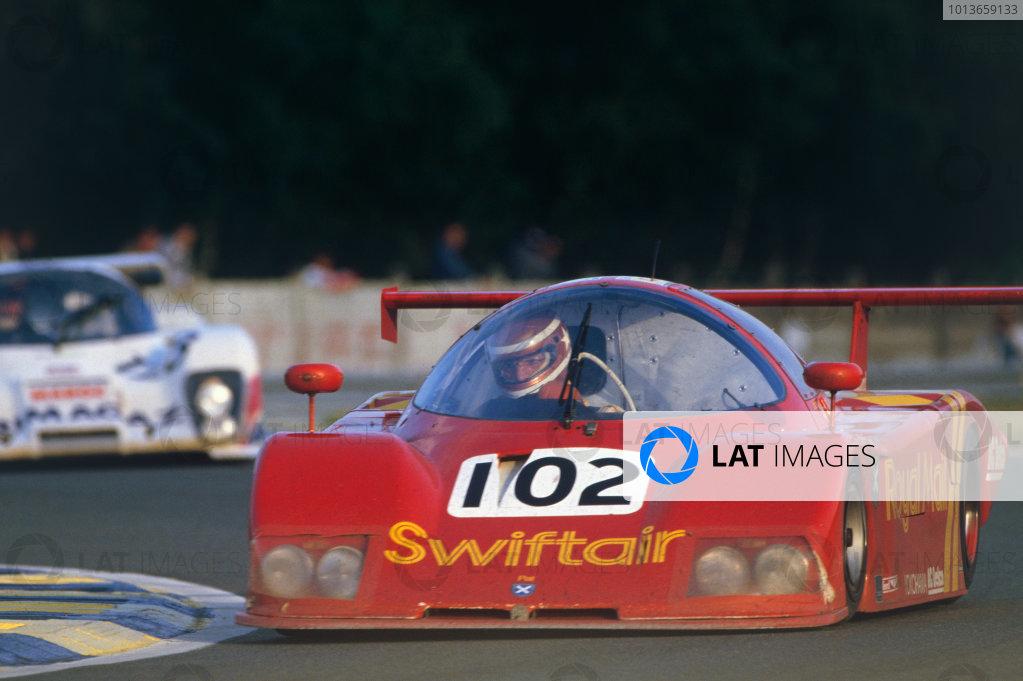 1987 Le Mans 24 Hours.