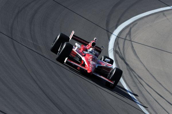 Scott Dixon (NZL) Target Chip Ganassi Racing. IndyCar Series, Rd17, Las Vegas Indy 300, Las Vegas Motor Speedway, Las Vegas, USA, 15-16 October 2011.