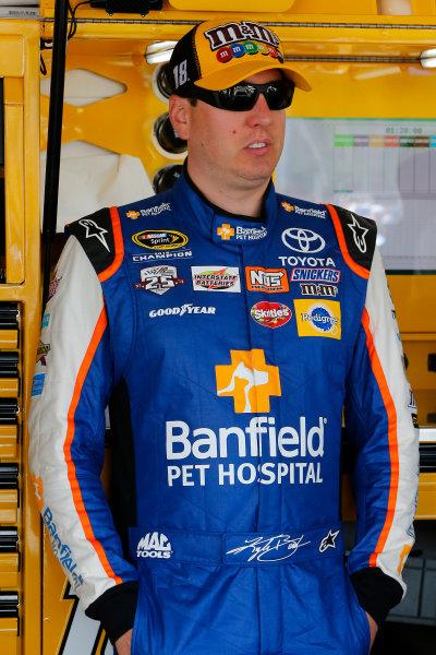 22-24 April, 2016, Richmond, Virginia USA  Kyle Busch, Pedigree Toyota Camry ?2016, Russell LaBounty LAT Photo USA