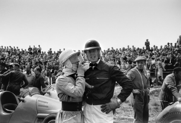 Zandvoort, Holland. 5-7 June 1953.