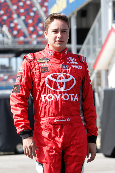 21-22 October, 2016, Talladega, Alabama USA Christopher Bell ©2016, Matthew T. Thacker LAT Photo USA