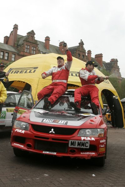 2006 British Rally Championship,