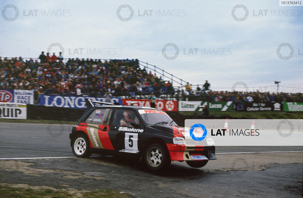 1988 British Rallycross Grand Prix.