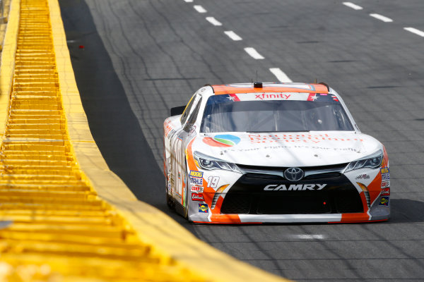 NASCAR Xfinity Series Hisense 4K TV 300 Charlotte Motor Speedway, Concord, NC USA Thursday 25 May 2017 Matt Tifft, NBTS BrainTumor.org Toyota Camry World Copyright: Lesley Ann Miller LAT Images