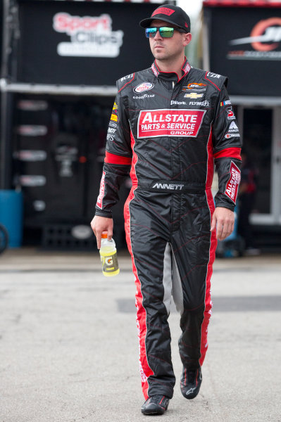NASCAR XFINITY Series Mid-Ohio Challenge Mid-Ohio Sports Car Course, Lexington, OH USA Friday 11 August 2017 Michael Annett, Allstate Parts & Service Group Chevrolet Camaro World Copyright: Brett Moist LAT Images
