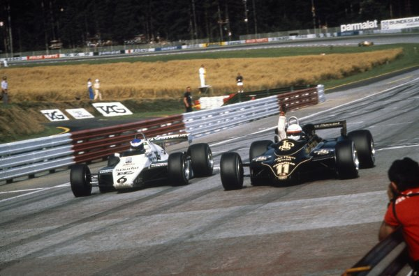 1982 Austrian Grand Prix.