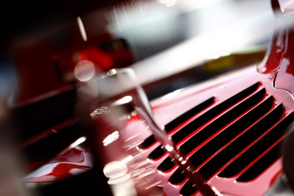2007 Turkish Grand Prix - ThursdayIstanbul Motor Park, Istanbul, Turkey.23rd August 2007.Ferrari F2007 bodywork detail.World Copyright: Andrew Ferraro/LAT Photographicref: Digital Image _H0Y3675
