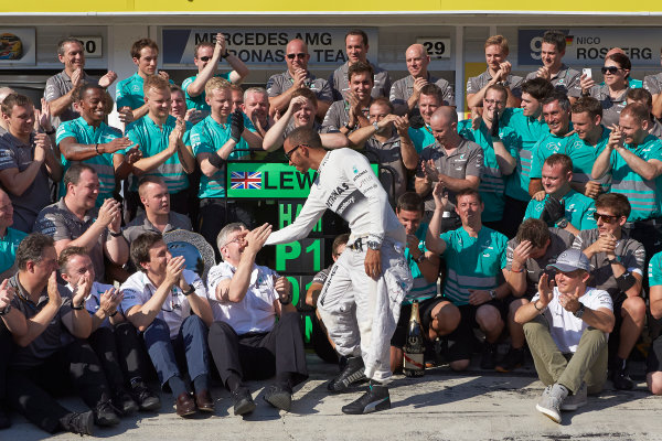 Hungaroring, Budapest, Hungary