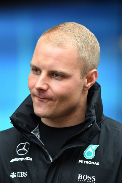 Valtteri Bottas (FIN) Mercedes AMG F1 at Formula One World Championship, Rd2, Chinese Grand Prix, Preparations, Shanghai, China, Thursday 6 April 2017.
