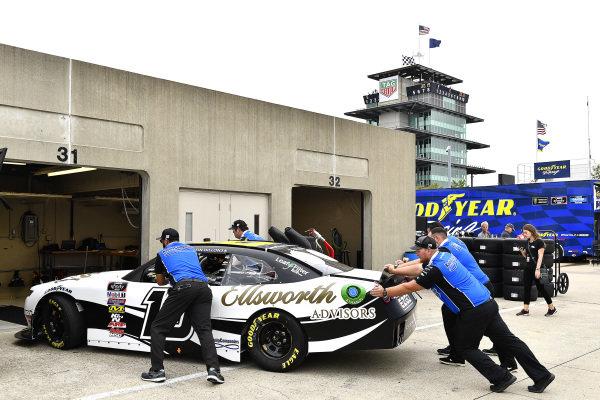 #10: Austin Dillon, Kaulig Racing, Chevrolet Camaro Ellsworth Advisors