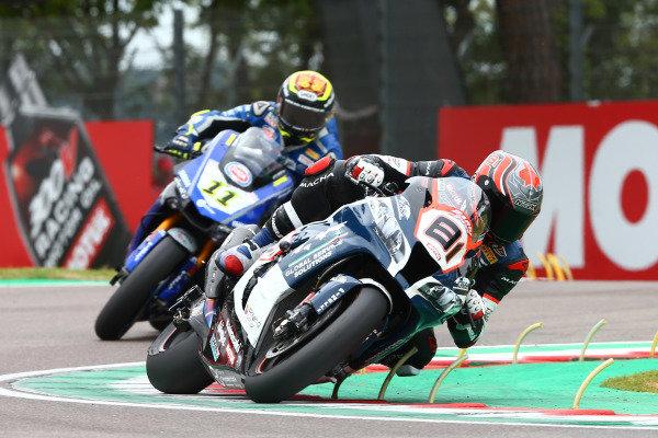 Jordi Torres, Team Pedercini, Sandro Cortese, GRT Yamaha WorldSBK.