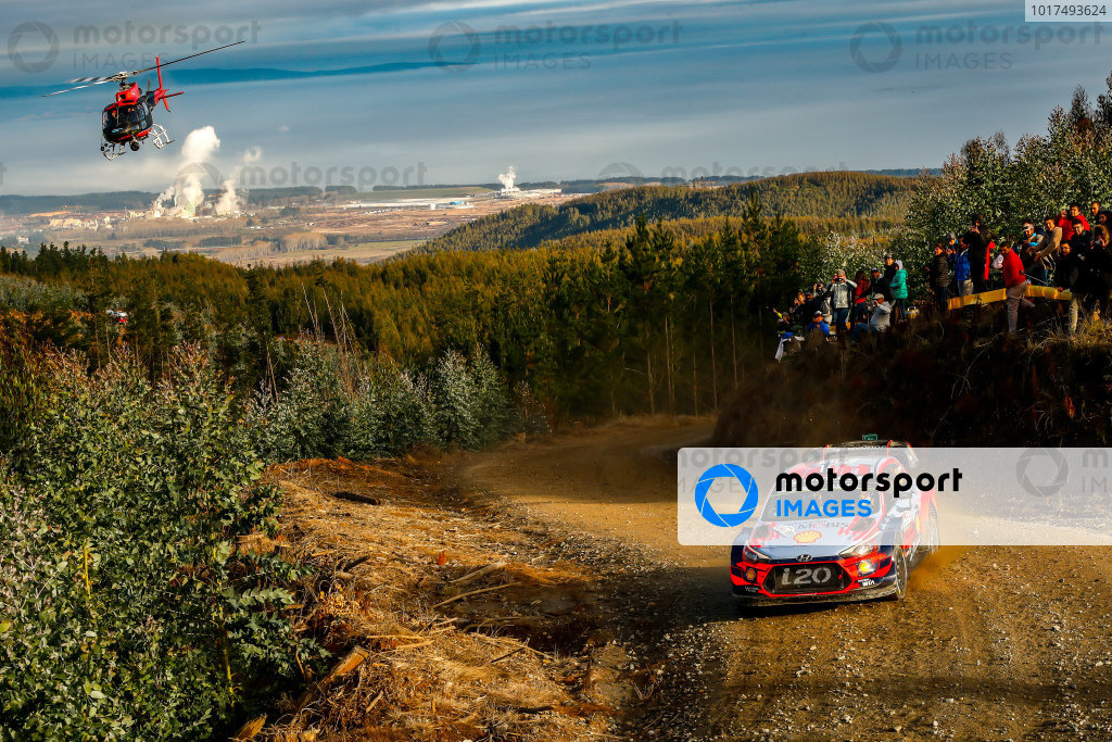 Rally Chile