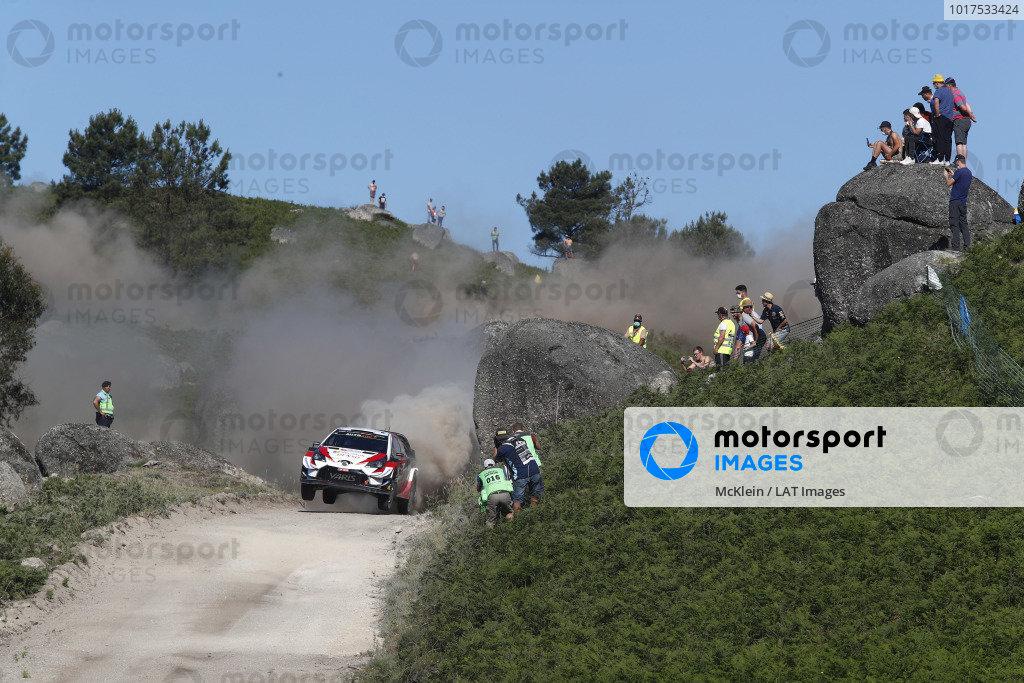 Ott Tänak, Toyota Gazoo Racing, Toyota Yaris WRC 2019