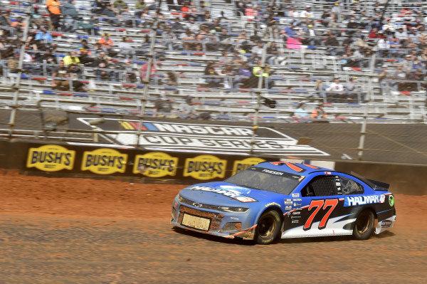 #77: Stewart Friesen, Spire Motorsports, Chevrolet Camaro Halmar International