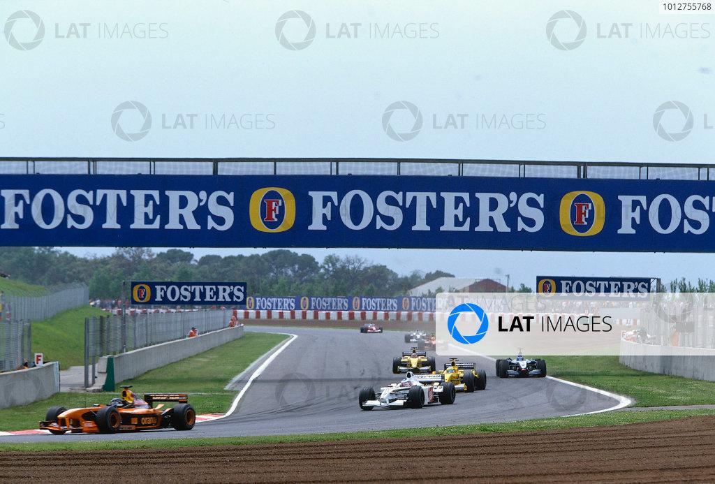 2002 Spanish Grand Prix.