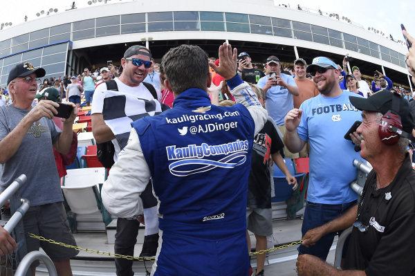 #10: A.J. Allmendinger, Kaulig Racing, Chevrolet Camaro Digital Ally