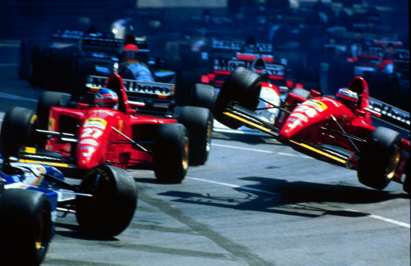1995 Monaco Grand Prix.