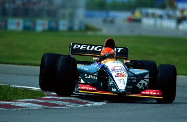 1995 Canadian Grand Prix.