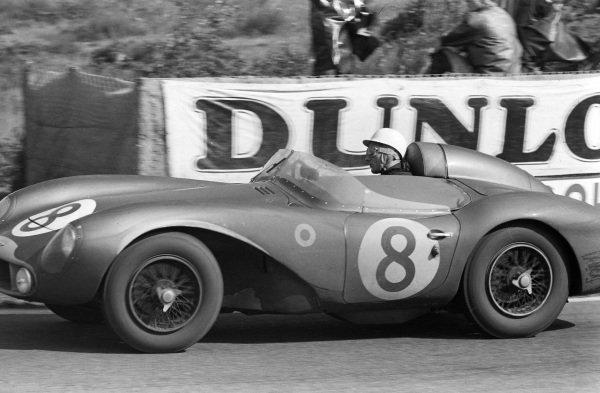Stirling Moss / Peter Collins, Aston Martin, Aston Martin DB3 S.