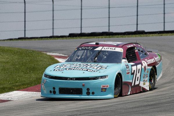 #78: Jesse Little, B.J. McLeod Motorsports, Toyota Supra Shriners Hospitals for Children