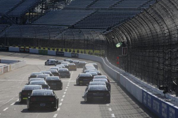 #77: Garrett Smithley, Spire Motorsports, Chevrolet Camaro 12secondculturebook.com