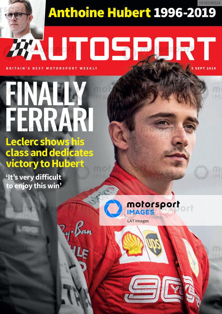 Autosport Covers 2019