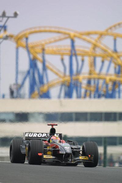 2002 Japanese Grand Prix.Suzuka, Japan. 11-13 October 2002.Alex Yoong (Minardi PS02 Aisatech).World Copyright - LAT Photographicref: Digital File Only