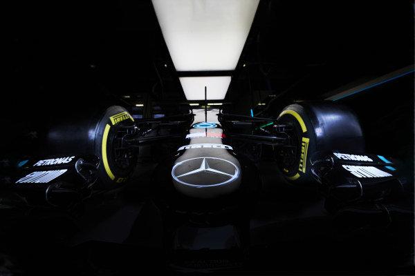 Mercedes F1 W11 EQ Performance