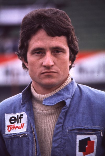 1977 Formula 1 World Championship.Patrick Depailler (Tyrrell-Ford Cosworth).Ref-D2A 14.World - LAT Photographic