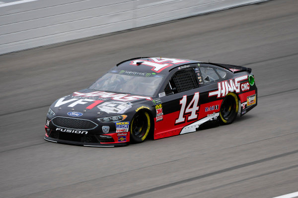 #14: Clint Bowyer, Stewart-Haas Racing, Haas 30 Years of the VF1