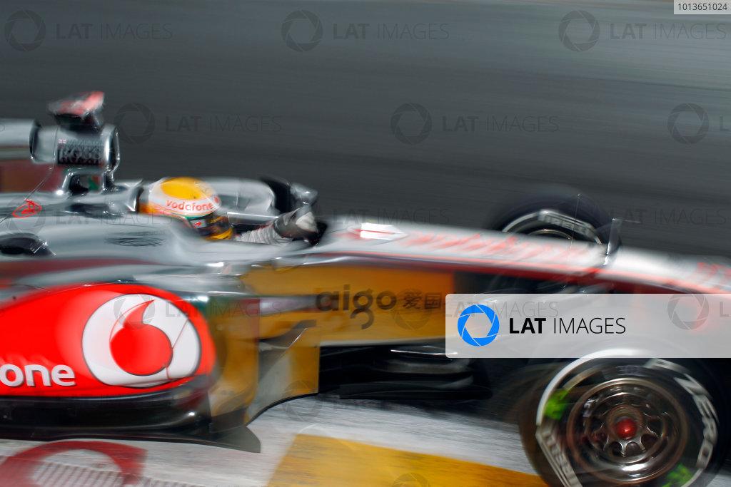 Spa-Francorchamps, Spa, Belgium25th August 2011.Lewis Hamilton, McLaren MP4-26 Mercedes. Action. World Copyright: Steven Tee/LAT Photographicref: Digital Image _A8C4995