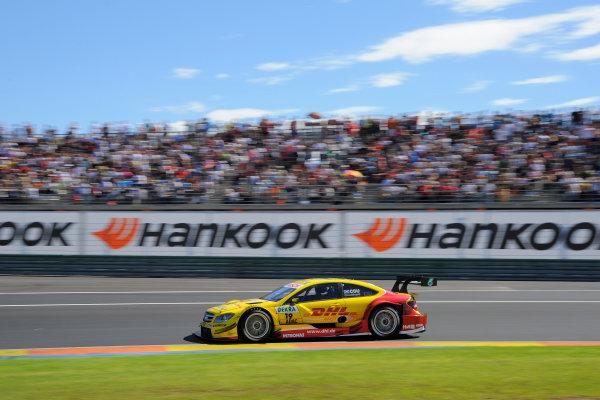 Round 9 - Valencia, Spain28th - 30th September 2012David Coulthard (GBR), Muecke Motorsport, AMG Mercedes C-CoupeWorld Copyright:  XPB Images / LAT Photographicref: Digital Image 2374937_HiRes