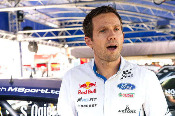 2017 FIA World Rally Championship, Round 09, Rally Finland / July 27 - 30, 2017, Sebastien Ogier, Ford, portrait, Worldwide Copyright: McKlein/LAT
