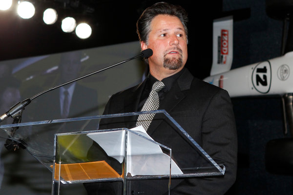 6 December, 2012, Indianapolis, Indiana USA Michael Andretti.(c)2012, Russell LaBounty LAT Photo USA .