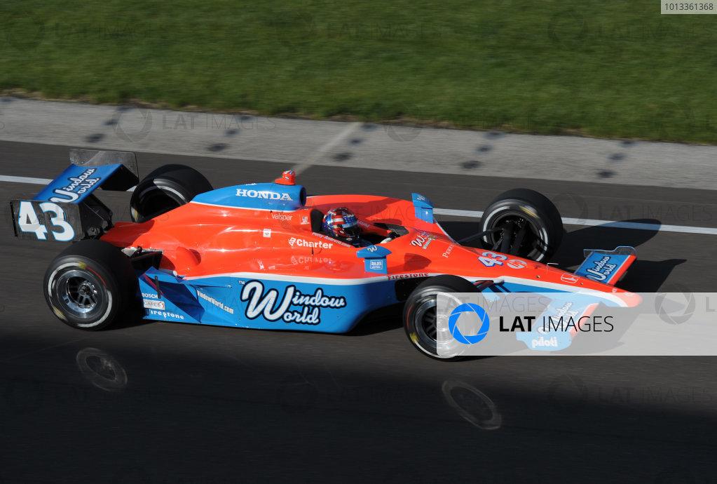 2009 IRL Indy 500 Practice