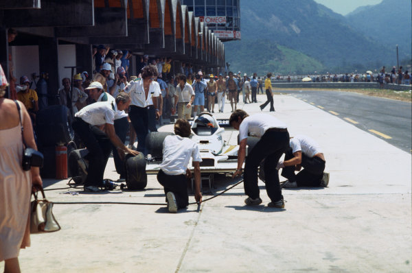 Interlagos, Sao Paulo, Brazil. 2 - 4 February 1979.