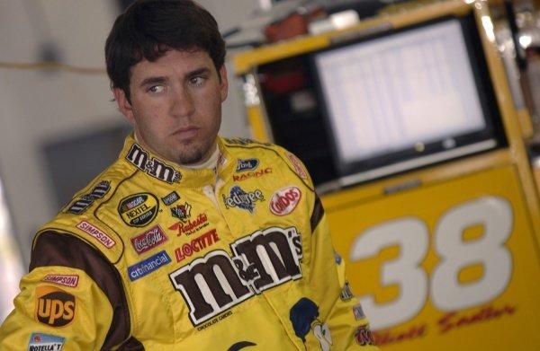 Elliott Sadler (USA). NASCAR Nextel Cup Series, Rd14, Pocono, Pennsylvania, USA, 11-12 June 2005. DIGITAL IMAGE