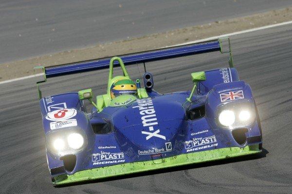 Joao Barbosa (POR) Rollcentre Racing Dallara Judd finished in 5th place. Le Mans Endurance Series, Rd4,  Nurburgring, Germany 3-4 September 2005. DIGITAL IMAGE