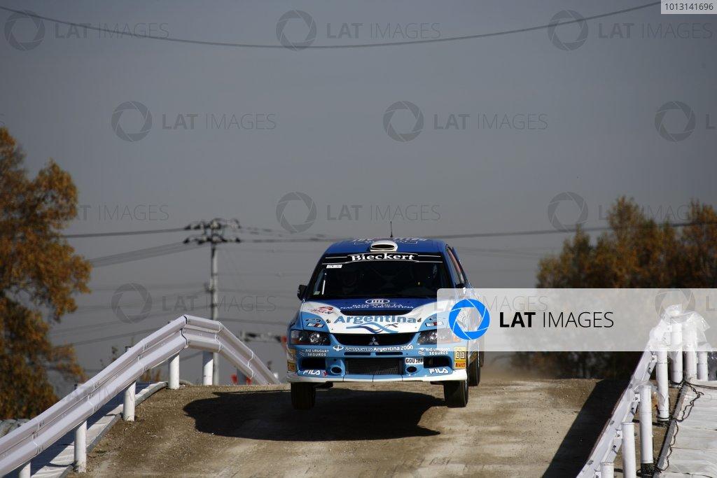 2007 FIA World Rally Champs. Round 14