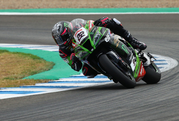 Alex Lowes, Kawasaki Racing Team.