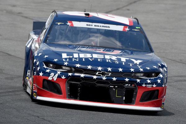William Byron, Hendrick Motorsports Chevrolet Liberty University Patriotic, Copyright: Jared C. Tilton/Getty Images.