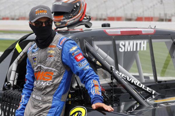 Zane Smith, GMS Racing Chevrolet LaPaz Margarita Mix, Copyright: Chris Graythen/Getty Images.