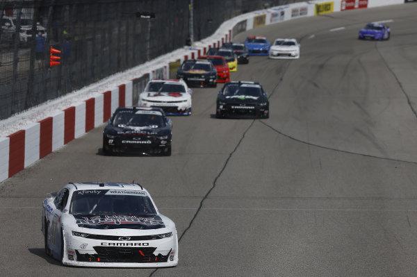 #47: Kyle Weatherman, Mike Harmon Racing, Chevrolet Camaro