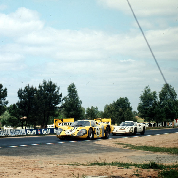1967 Le Mans 24 hours.