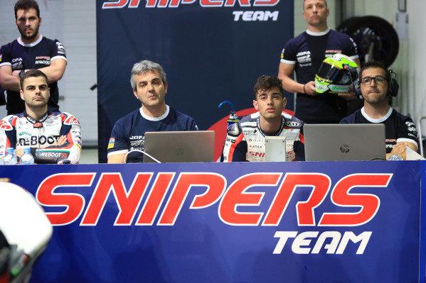 Romano Fenati, Team O, Tony Arbolino, Team O.