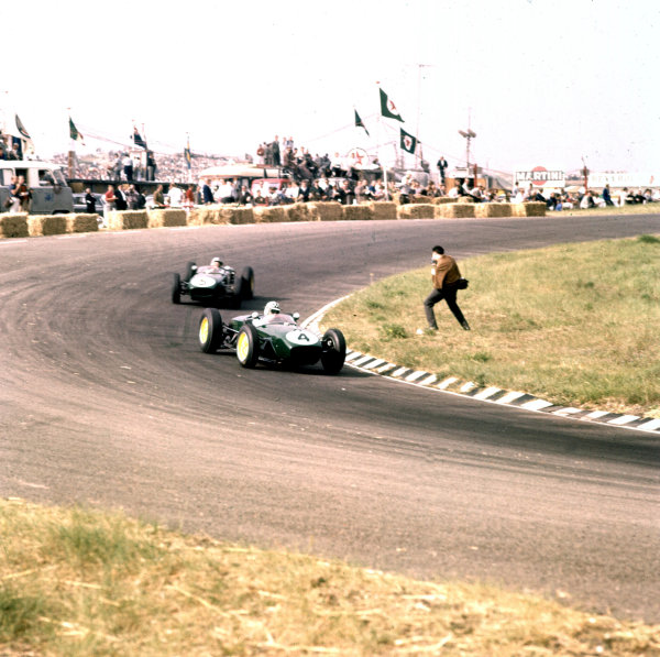 1960 Dutch Grand Prix.